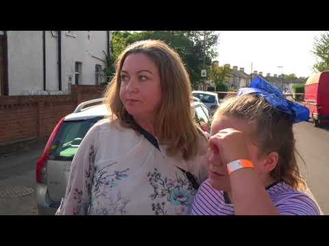 """""""There could be a bomb down there"""" - Sunbury family speak of terror"""