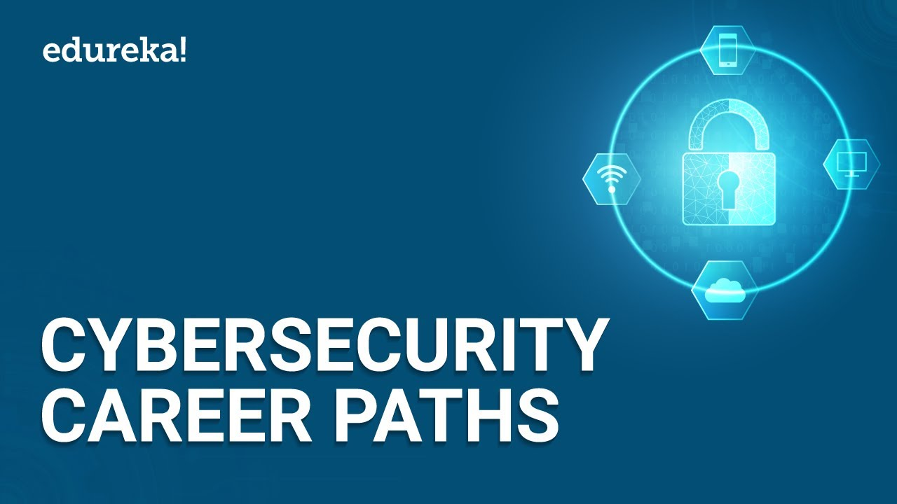 Cybersecurity Career Paths   Skills Required in Cybersecurity Career    Learn Cybersecurity   Edureka