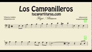 Los Campanilleros Sheet Music for Bassoon