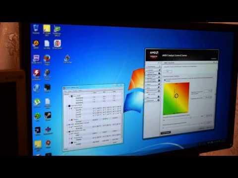 AMD видеодрайвер перестал отвечать и был восстановлен  решение проблемы