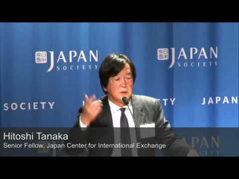 JCIEs Hitoshi Tanaka: Changes in Japans Foreign Policy