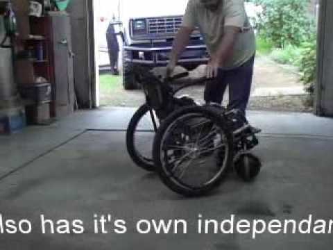 WHEELCHAIRS - cover