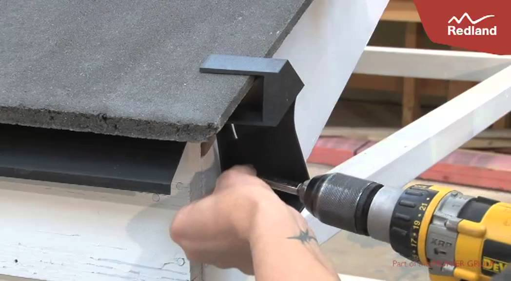 Slate 10 Ambi Dry Verge Installation Video Youtube