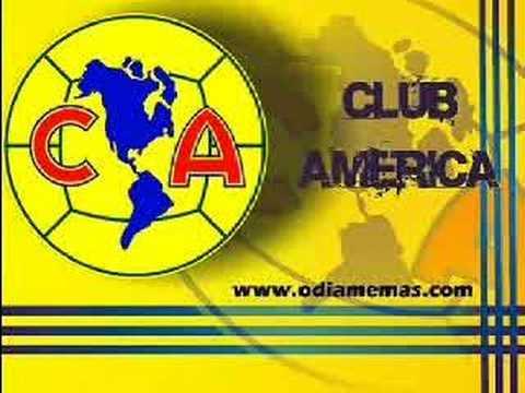 Himno Del Club America Youtube