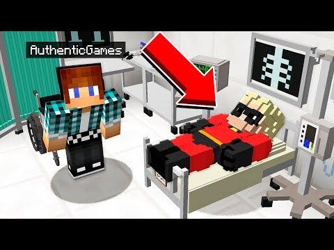 CIRURGIA NOS INCRÍVEIS 2 - O Filme ( Minecraft Cirurgia ) thumbnail