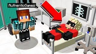 CIRURGIA NOS INCRÍVEIS 2 - O Filme ( Minecraft Cirurgia )
