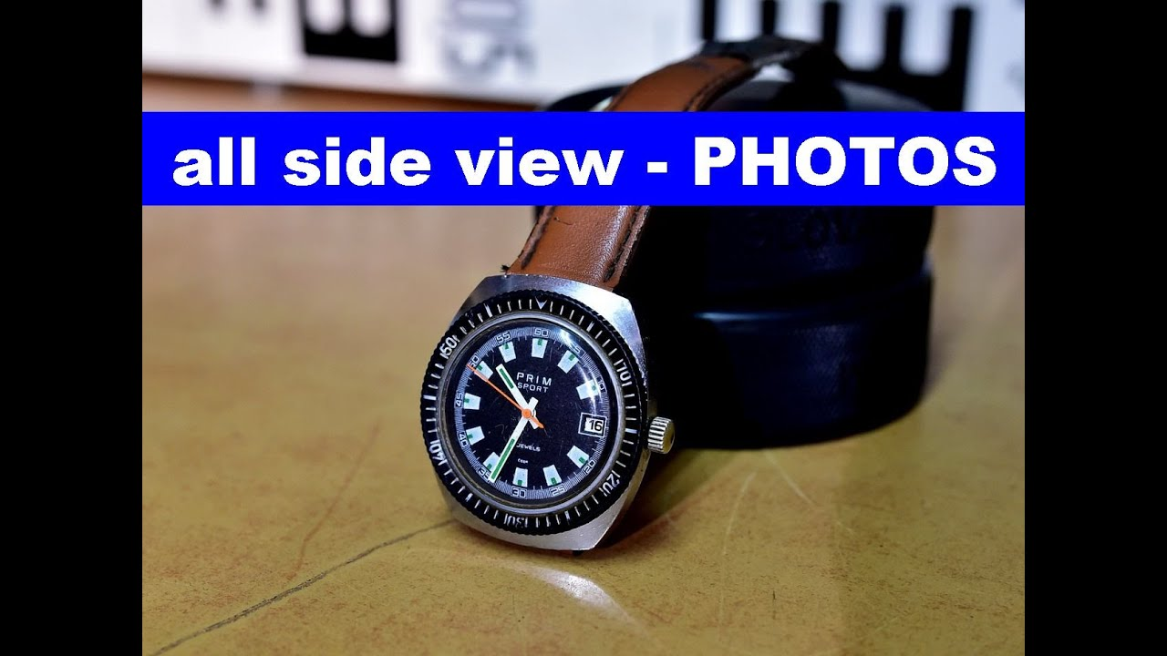 ad93ad4cc Prim Sport – mechanické hodinky ČSSR « Angelicaaudio 1990