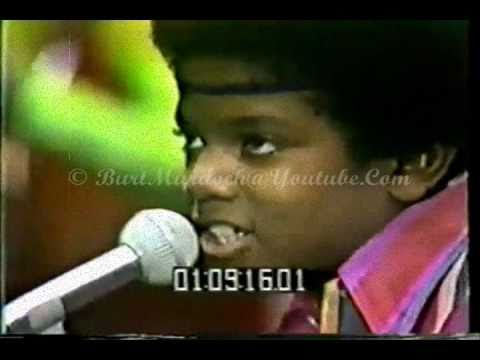 Andy Williams presents The Jackson 5 - I Want You Back (Year 1970)