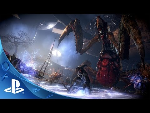 The Technomancer - Gameplay Oveview Trailer | PS4