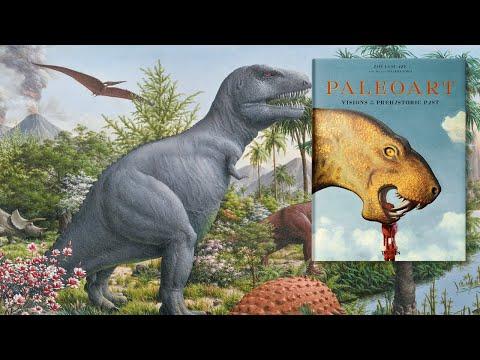 Jurassic Art. Modern Visions of Prehistory