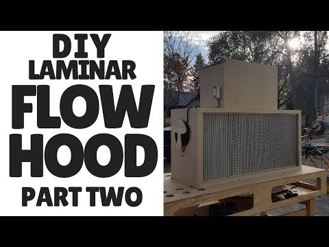 Keeping It Clean: How to Design and Build a Laminar Flow