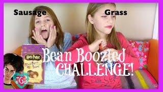 Harry Potter BEAN BOOZLED CHALLENGE!   Candy Food Dares   best friends