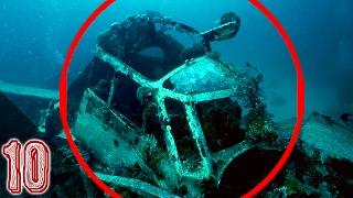 10 Misteriose Scoperte Sottomarine Senza Spiegazione