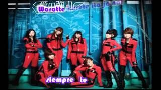 Berryz工房 - 思い出 (Berryz Koubou - Omoide) (sub. español)