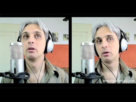 How to Sing Penny Lane Beatles Cover Vocal Harmony