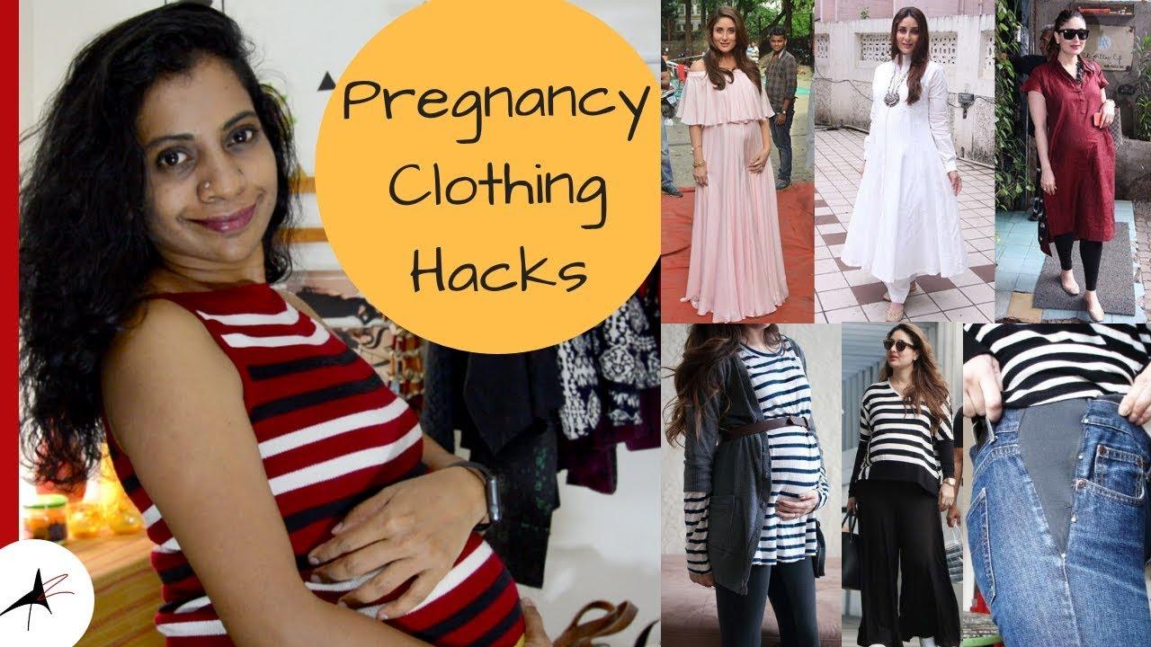 DIY Pregnancy Outfit Ideas India 2019 | Maternity Kurti Ideas For Pregnant Women