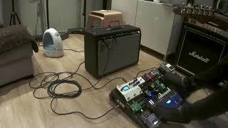 Fender 1964 Custom Deluxe Reverb demo