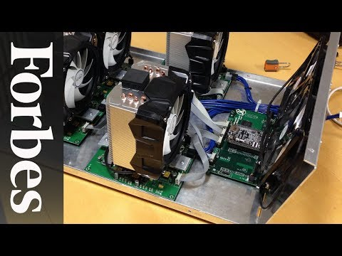 How Does A Bitcoin Minting Machine Work?   Forbes