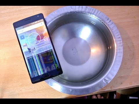 OnePlus 2 - Water Test - Will It Survive?