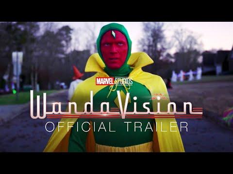 WandaVision: Official Trailer (2020)