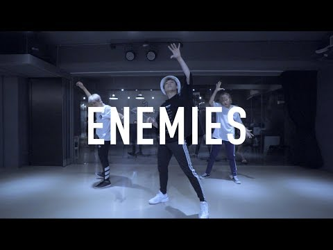 亨利 Henry Lyrical Choreography @ Lauv - Enemies / Henry Choeography
