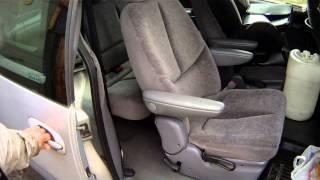 Крайслер Вояджер 2.5td обзор ЕВРОПЕЙСКОЙ сборки Chrysler voyager