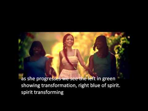 Rihanna man down hidden meaning