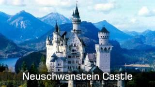 ドイツ 観光 ノイシュヴァンシュタイン城 1994 -  Neuschwanstein Castle, Germany