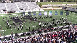 2018.10.20 Westmoore Band - OBA Prelim - Xploration Unknown (Full Field View, Ultra HD)