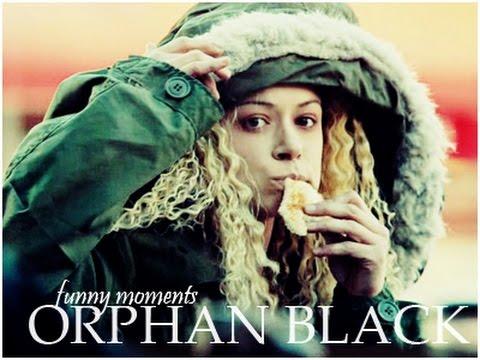 orphan black   fireball - HUMOR
