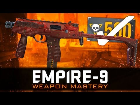 Dirty Bomb | Weapon Mastery - Empire-9 Overview