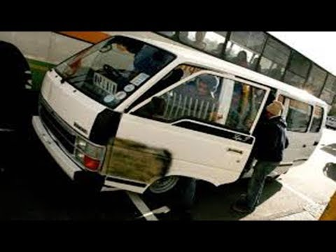 Overloaded taxi lands driver in prison