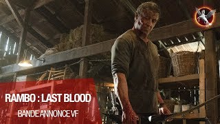 RAMBO : LAST BLOOD - Bande Annonce VF