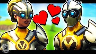 VENTURA FALLS IN LOVE - A Fortnite Short Film