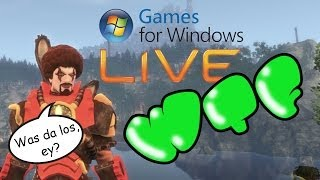 Was da los mit Games for Windows Live? [German/FullHD/PC] - Fable 3