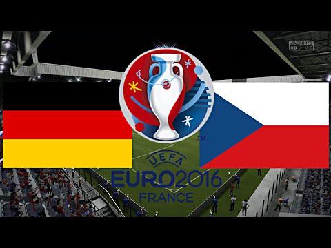 Deutschland Tschechien Em