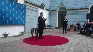 О.Каспрук про ремонт на Б.Хмельницького