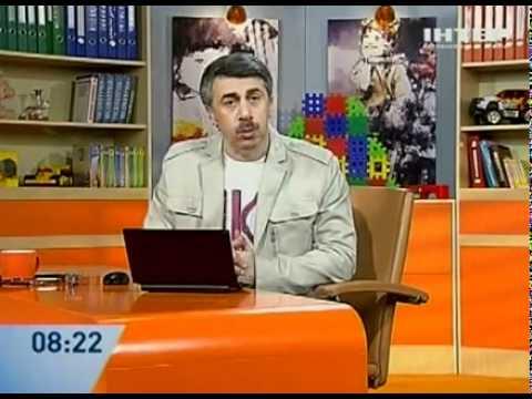 Чем отличаются ОРВИ и ОРЗ - Доктор Комаровский - Интер