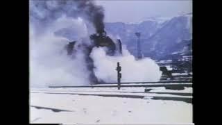 【懐かしのC62重連】雪の函館本線を行く 急行ニセコ