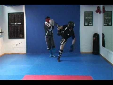 Sparring Full Contact - Isao Carranza Vs David Crol