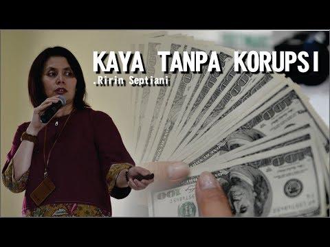 Kaya Tanpa Korupsi - Ririn Septiyani @PSO Beacukai Tg. Priok