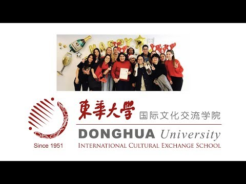 Life of an exchange student | Donghua University Shanghai | From HOLLAND to CHINA!!!