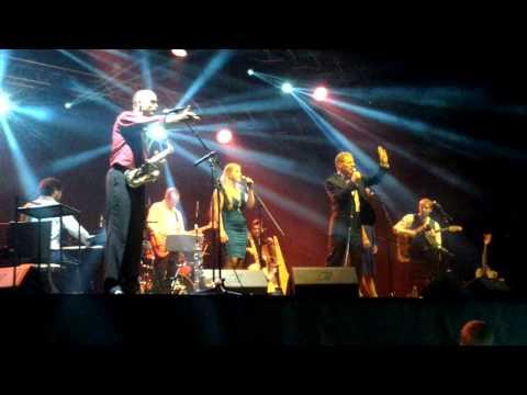 Gary Edwards and the Statement - Koncert v SONO centru v Brně