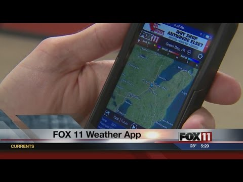 FOX 11 Weather app is a powerful tool