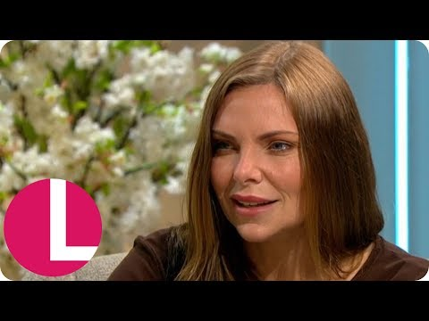 Samantha Womack Explains Why Drinking Vodka Helped Her Get into Character   Lorraine