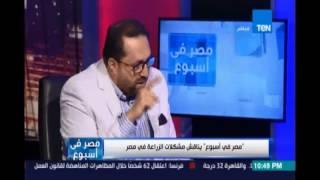 د.محمد فتحي :بعد أزمة الفراولة أمريكا بتقول ان المتحدث الرسمي للزراعة لم يتحرك لحلها لان الوزير بيحج