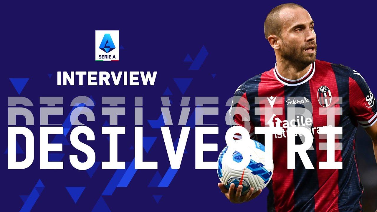 Lorenzo De Silvestri: The Mental Coach   Interview   Serie A 2021/22