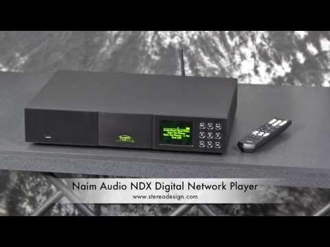 Stereo Design Naim Audio NDX Digital Network Player
