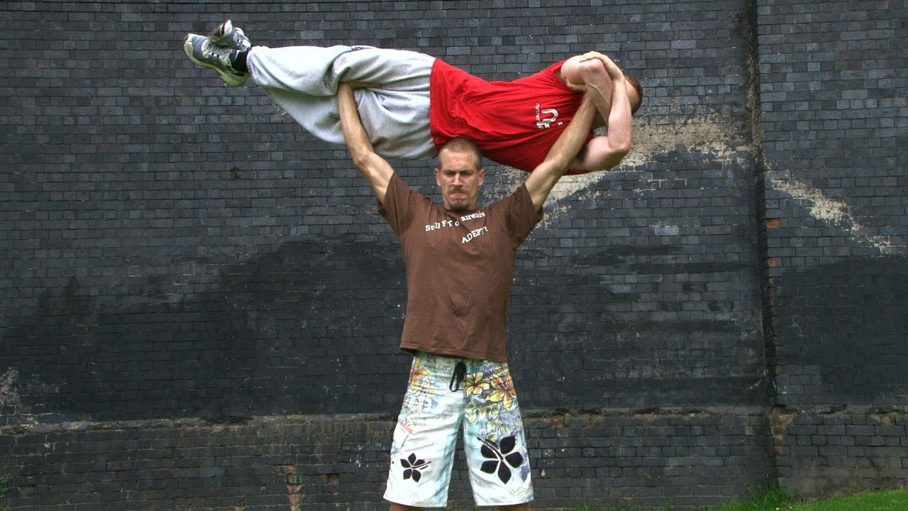 Download Strength Training And Conditioning For Parkour 3