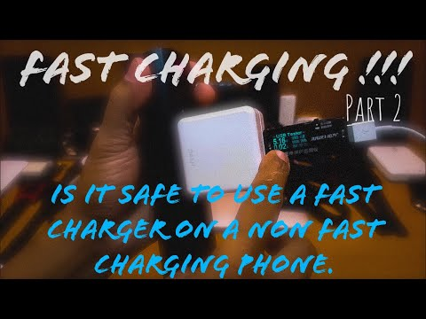 Can I Use A Fast Charger On Any Phone ???
